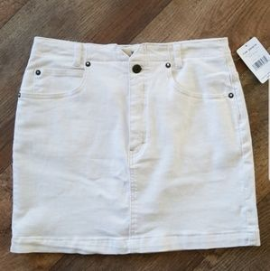 Free People Mini Skirt size 30 NWT